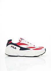 Baskets rouge FILA pour homme seconde vue