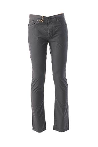Pantalon casual gris ALCOTT pour homme
