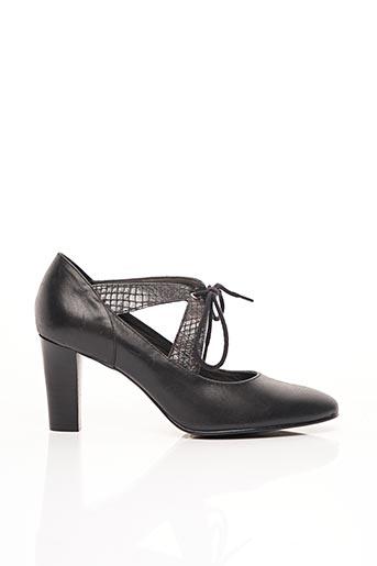 Escarpins noir FRANCE MODE pour femme