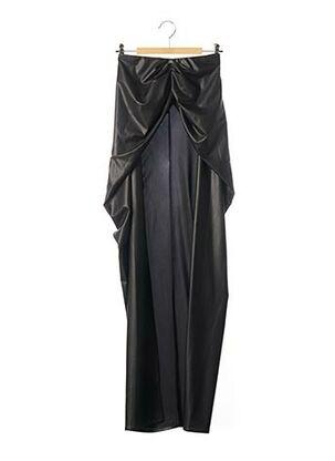 Jupe longue noir PATRIZIA PEPE FIRENZE pour femme