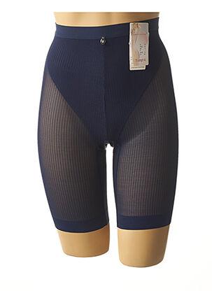 Panty bleu TRIUMPH pour femme