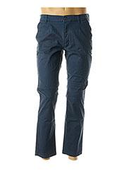 Pantalon casual bleu SELECTED pour homme seconde vue