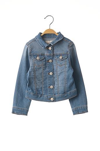 Veste en jean bleu CATIMINI pour fille