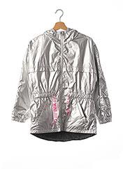 Imperméable/Trench gris CATIMINI pour fille seconde vue
