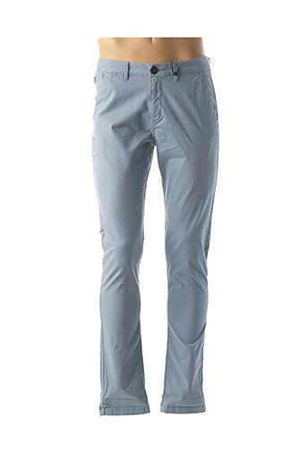 Pantalon casual bleu IKKS pour garçon
