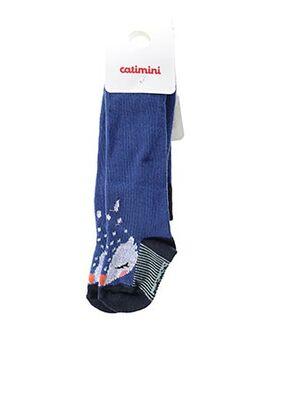 Chaussettes bleu CATIMINI pour fille
