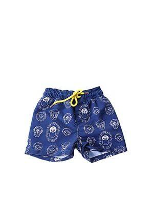 Short de bain bleu CATIMINI pour garçon