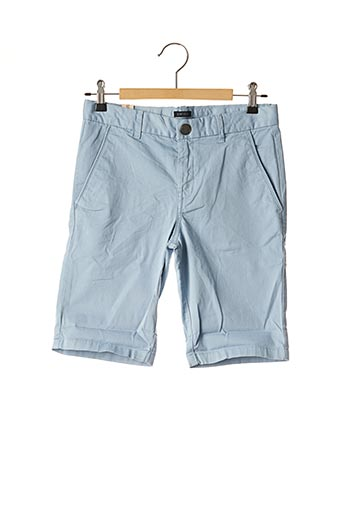 Bermuda bleu IKKS pour garçon