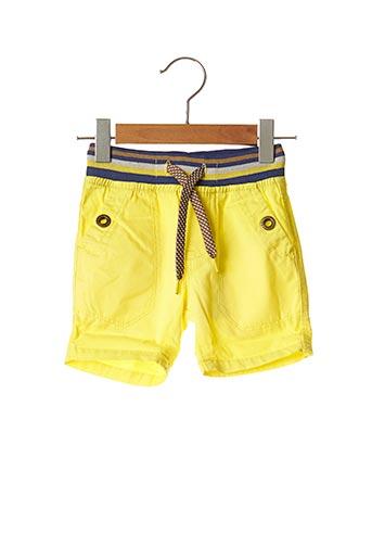 Bermuda jaune CATIMINI pour garçon