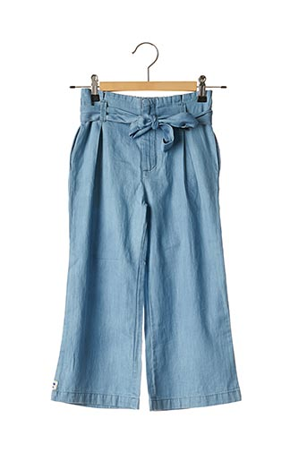 Pantalon casual bleu CHIPIE pour fille