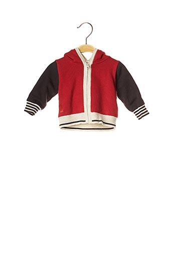 Veste casual rouge CATIMINI pour garçon