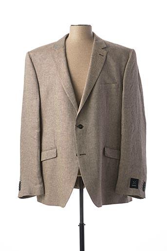 Veste chic / Blazer beige STONES pour homme