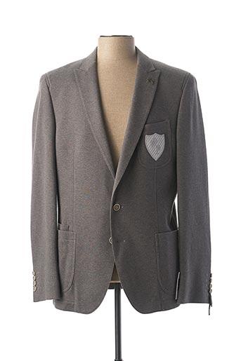 Veste chic / Blazer gris MOVE BY DIGEL pour homme