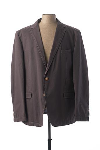 Veste chic / Blazer gris STONES pour homme