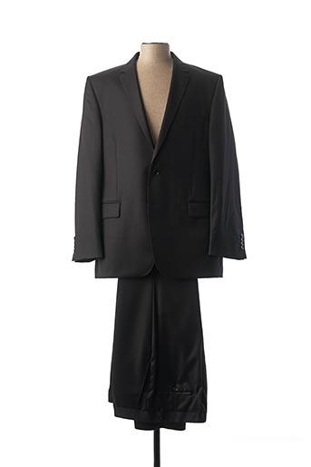 Costume de cérémonie noir NINO LORETTI pour homme