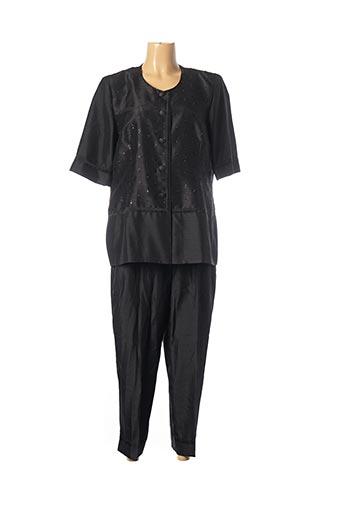 Veste/pantalon noir GUITARD pour femme