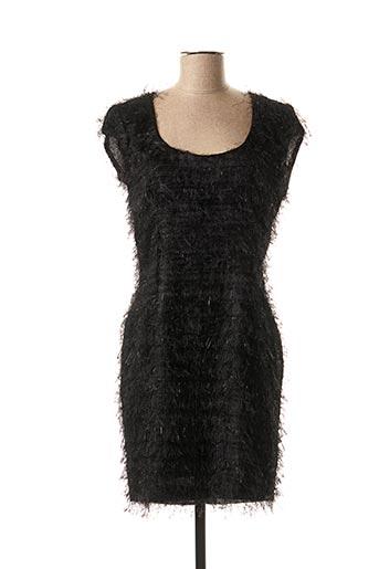 Robe courte noir FAIRLY pour femme