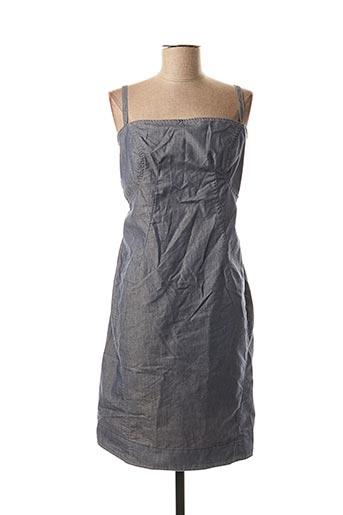 Robe mi-longue bleu LEVIS pour femme