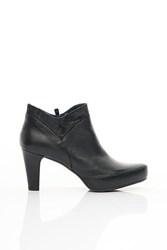 Bottines/Boots noir DORKING pour femme