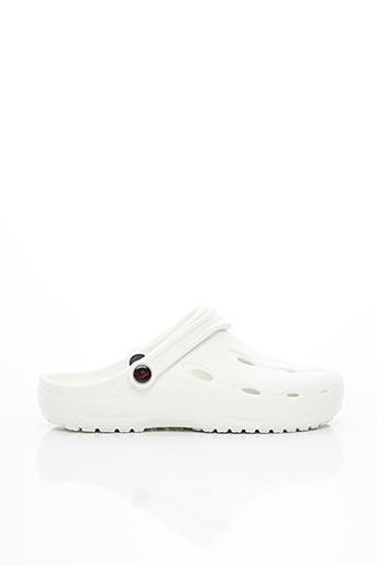 Chaussures de confort blanc DUFLEX pour femme