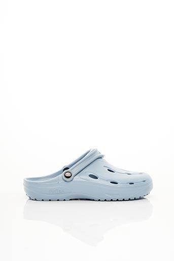 Chaussures de confort bleu DUFLEX pour femme