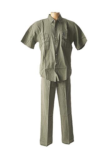 Top/pantalon vert AMPARO pour homme