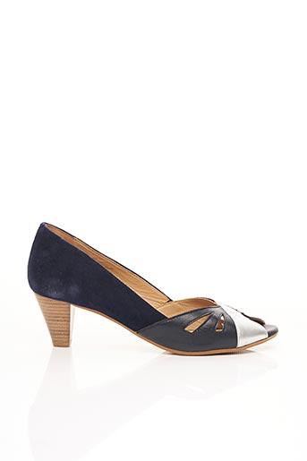 Escarpins bleu BENSIMON pour femme