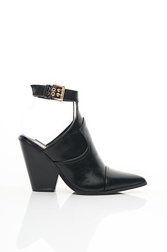 Bottines/Boots noir ACTI-V pour femme