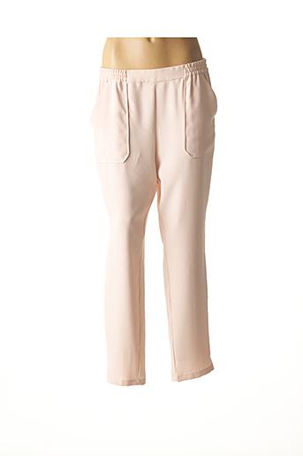 Pantalon chic rose ZAPA pour femme