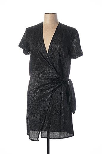 Robe courte noir JUBYLEE pour femme