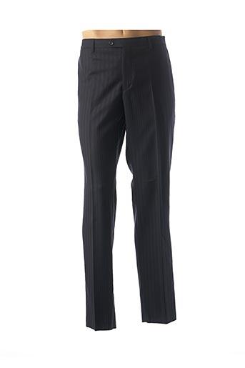 Pantalon chic bleu ERMENEGILDO ZEGNA pour homme