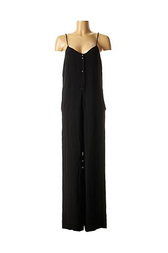 Combi-pantalon noir SESSUN pour femme