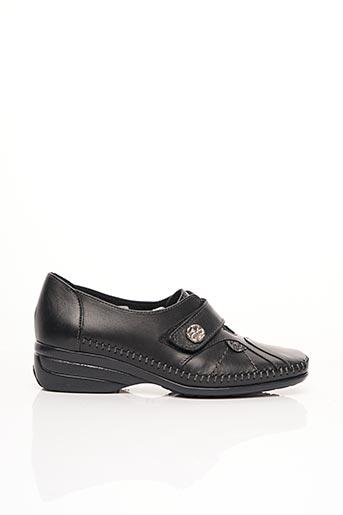 Chaussures de confort noir ARIMA pour femme