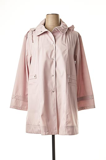 Imperméable/Trench rose HAVREY pour femme