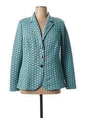 Veste chic / Blazer bleu FRANK WALDER pour femme seconde vue