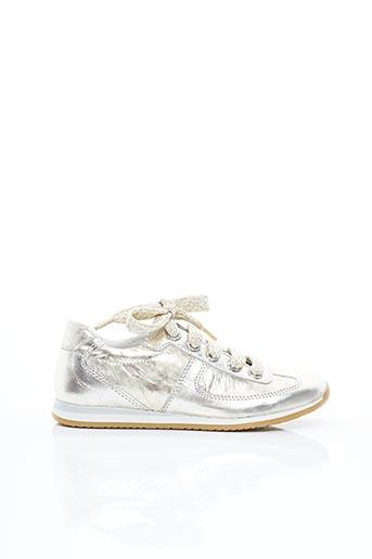 Baskets beige BELLAMY pour fille