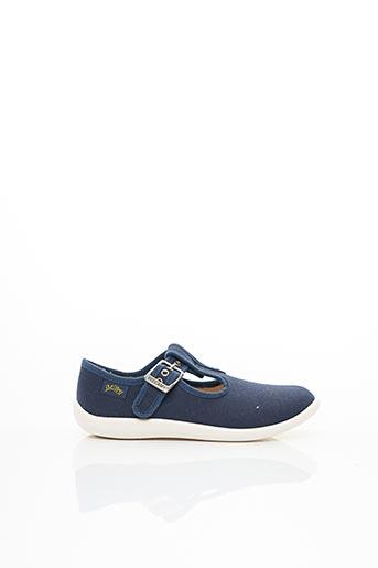 Sandales/Nu pieds bleu BELLAMY pour enfant