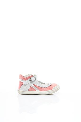 Sandales/Nu pieds rose BELLAMY pour fille
