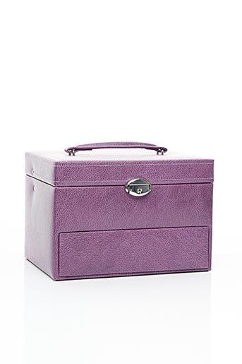Accessoire divers violet DAVIDTS pour femme