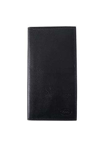 Portefeuille noir FRANCINEL pour femme