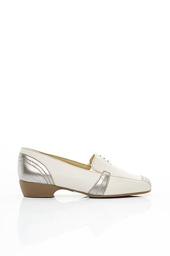 Chaussures de confort beige MARCO pour femme