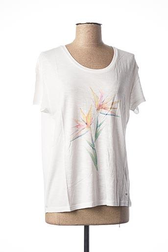 T-shirt manches courtes blanc O'NEILL pour femme