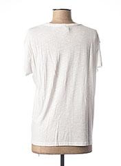T-shirt manches courtes blanc O'NEILL pour femme seconde vue