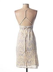 Robe mi-longue beige O'NEILL pour femme seconde vue