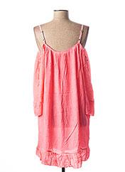 Robe mi-longue rose O'NEILL pour femme seconde vue