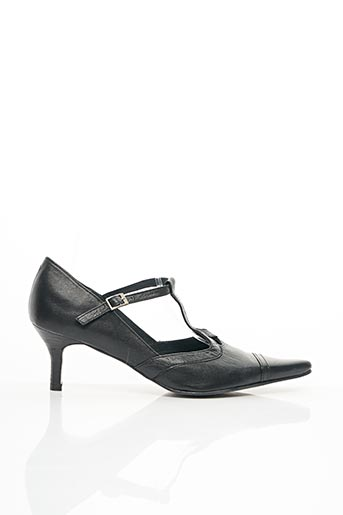 Escarpins noir AYAME pour femme