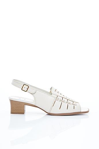 Sandales/Nu pieds blanc ARA pour femme