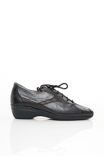 Chaussures de confort noir FLEXELL pour femme