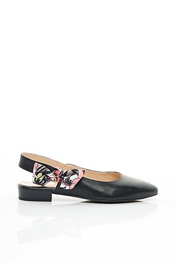 Sandales/Nu pieds noir FOLIE'S pour femme
