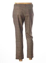 Pantalon casual beige DIANE LAURY pour femme seconde vue